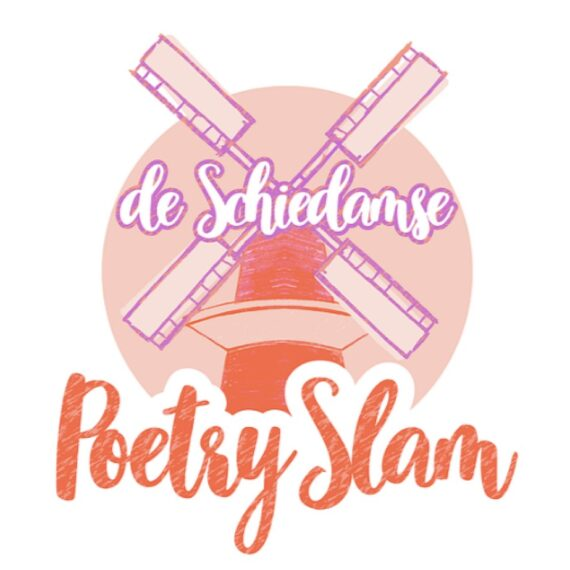 Poetry Slam logo Ez Silva